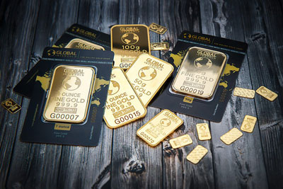 Wertanlage Gold